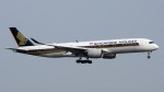 Ocean-Lightさんが、羽田空港で撮影したシンガポール航空 A350-941の航空フォト(飛行機 写真・画像)