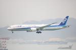 KAIRAIさんが、香港国際空港で撮影した全日空 787-9の航空フォト(写真)