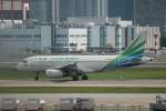 KAIRAIさんが、香港国際空港で撮影したランメイ・エアラインズ A319-131の航空フォト(写真)