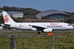 れんしさんが、福岡空港で撮影した香港ドラゴン航空 A320-232の航空フォト(写真)