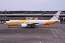 yabyanさんが、成田国際空港で撮影したノックスクート 777-212/ERの航空フォト(飛行機 写真・画像)