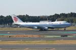 turenoアカクロさんが、成田国際空港で撮影した中国国際貨運航空 747-4FTF/SCDの航空フォト(写真)