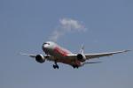 Nyankoさんが、成田国際空港で撮影したエティハド航空 787-9の航空フォト(写真)