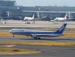 鷹71さんが、羽田空港で撮影した全日空 767-381の航空フォト(写真)