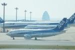 Narita  airportさんが、羽田空港で撮影した全日空 737-54Kの航空フォト(写真)