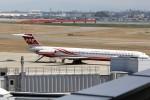 もぐ3さんが、新潟空港で撮影した遠東航空 MD-83 (DC-9-83)の航空フォト(飛行機 写真・画像)
