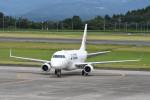 kuro2059さんが、鹿児島空港で撮影したジェイ・エア ERJ-170-100 (ERJ-170STD)の航空フォト(飛行機 写真・画像)