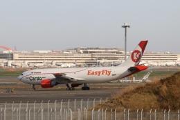 ハム太郎。さんが、羽田空港で撮影したイージー・フライ・エクスプレス A300C4-605Rの航空フォト(飛行機 写真・画像)