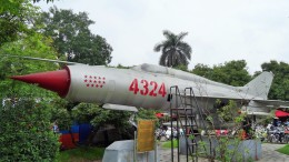 westtowerさんが、ノイバイ国際空港で撮影したベトナム人民空軍 MiG-21PFの航空フォト(飛行機 写真・画像)