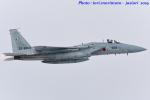 いおりさんが、千歳基地で撮影した航空自衛隊 F-15J Eagleの航空フォト(写真)