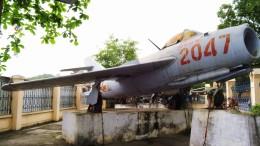 westtowerさんが、ノイバイ国際空港で撮影したベトナム人民空軍 MiG-17Fの航空フォト(飛行機 写真・画像)