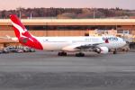 yabyanさんが、成田国際空港で撮影したカンタス航空 A330-303の航空フォト(飛行機 写真・画像)