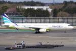 yabyanさんが、成田国際空港で撮影したエアプサン A321-131の航空フォト(写真)