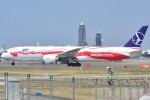 Cherry blossoms さんが、成田国際空港で撮影したLOTポーランド航空 787-9の航空フォト(写真)