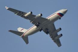 cornicheさんが、ドーハ国際空港で撮影したロシア連邦保安庁 Il-96-300の航空フォト(写真)