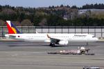 yabyanさんが、成田国際空港で撮影したフィリピン航空 A321-231の航空フォト(写真)
