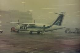 ヒロリンさんが、ミラノ・リナーテ国際空港で撮影したアエロ・トランスポルテ・イタリアーニ ATR-42-300の航空フォト(飛行機 写真・画像)