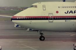 ヒロリンさんが、羽田空港で撮影した日本航空 747-146B/SR/SUDの航空フォト(飛行機 写真・画像)