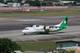 MA~RUさんが、台北松山空港で撮影した立栄航空 ATR-72-600の航空フォト(飛行機 写真・画像)