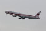 MA~RUさんが、千歳基地で撮影した航空自衛隊 777-3SB/ERの航空フォト(写真)