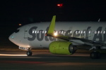 pringlesさんが、長崎空港で撮影したソラシド エア 737-86Nの航空フォト(写真)