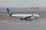 pringlesさんが、中部国際空港で撮影したキャセイパシフィック航空 A330-343Xの航空フォト(写真)