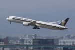 Billyさんが、福岡空港で撮影したシンガポール航空 787-10の航空フォト(飛行機 写真・画像)