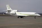 北の熊さんが、新千歳空港で撮影したBusiness Aviation Ltdの航空フォト(写真)