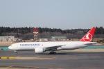 Narita  airportさんが、成田国際空港で撮影したターキッシュ・エアラインズ 777-FF2の航空フォト(写真)
