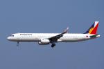 yabyanさんが、成田国際空港で撮影したフィリピン航空 A321-231の航空フォト(飛行機 写真・画像)