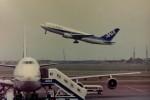 ヒロリンさんが、羽田空港で撮影した全日空 767-281の航空フォト(写真)