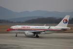 MRJさんが、広島空港で撮影した中国東方航空 A319-133の航空フォト(写真)