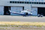 NCT310さんが、調布飛行場で撮影したティー・エム・シー・インターナショナル 412EPの航空フォト(写真)