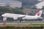 keks34さんが、福岡空港で撮影した中国東方航空 A320-251Nの航空フォト(写真)