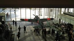 多楽さんが、靖国神社 遊就館で撮影した日本海軍 Zero 52/A6M5の航空フォト(写真)