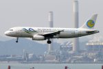 Asamaさんが、香港国際空港で撮影したスカイ・アンコール・エアラインズ A320-233の航空フォト(写真)