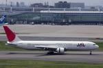 xxxxxzさんが、羽田空港で撮影した日本航空 767-346の航空フォト(飛行機 写真・画像)
