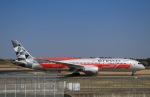 スカイチームKMJ なぁちゃんさんが、成田国際空港で撮影したエティハド航空 787-9の航空フォト(写真)