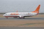 pringlesさんが、中部国際空港で撮影したチェジュ航空 737-8ASの航空フォト(写真)