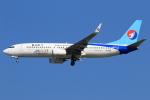 ★azusa★さんが、シンガポール・チャンギ国際空港で撮影した河北航空 737-8LWの航空フォト(写真)