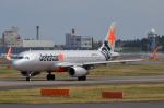 Co-pilootjeさんが、成田国際空港で撮影したジェットスター・ジャパン A320-232の航空フォト(写真)