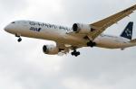 Co-pilootjeさんが、成田国際空港で撮影した全日空 787-9の航空フォト(写真)