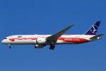 ★azusa★さんが、シンガポール・チャンギ国際空港で撮影したLOTポーランド航空 787-9の航空フォト(写真)