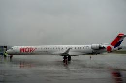 Harry Lennonさんが、リヨン・サンテグジュペリ空港で撮影したエールフランス・オップ! CL-600-2E25 Regional Jet CRJ-1000の航空フォト(飛行機 写真・画像)