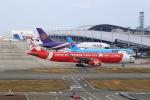 T.Sazenさんが、関西国際空港で撮影したタイ・エアアジア・エックス A330-343Eの航空フォト(飛行機 写真・画像)