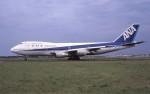 kumagorouさんが、仙台空港で撮影した全日空 747SR-81の航空フォト(写真)