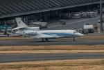 HND_fanさんが、羽田空港で撮影したガスプロムアビア Falcon 7Xの航空フォト(写真)