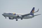ちゃぽんさんが、羽田空港で撮影したスカイマーク 737-86Nの航空フォト(写真)