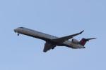 Liangさんが、デトロイト・メトロポリタン・ウェイン・カウンティ空港で撮影したデルタ・コネクション CL-600-2D24 Regional Jet CRJ-900LRの航空フォト(飛行機 写真・画像)