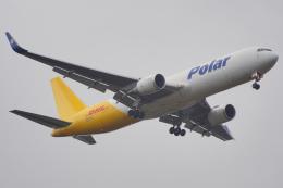 ちゃぽんさんが、成田国際空港で撮影したポーラーエアカーゴ 767-3JHF(ER)の航空フォト(写真)